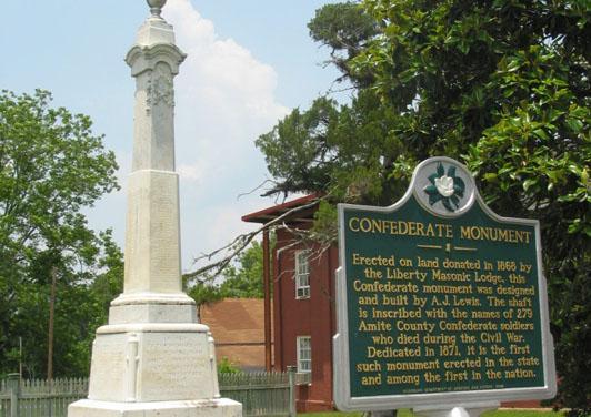 Amite County Mississippi